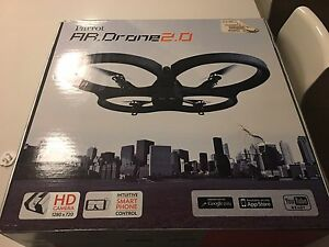 AR.Drone 2.0 - with USB GPS flight recorder