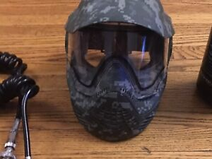 Paintball gear for sale