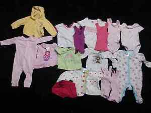 Baby Girl Clothing - Size 00 (3-6 Months) Mount Gravatt East Brisbane South East Preview