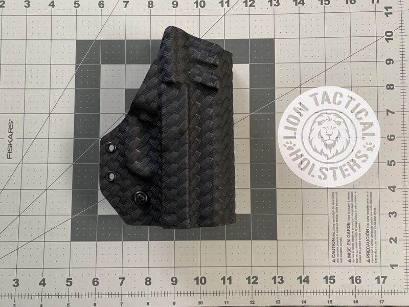 First Strike FSC Kydex Holster Basket weave Black (Belt Clip)