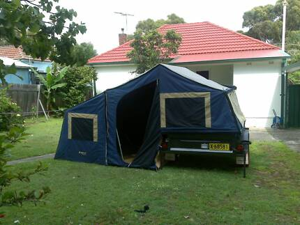 2012 Oztrail Camper 7 Caringbah Sutherland Area Preview