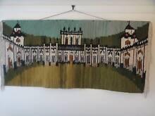 Hand woven, woollen Dhurrie mat. Northbridge Willoughby Area Preview