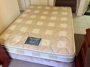 Queen Ensemble: mattress and base Hamilton South Newcastle Area Preview