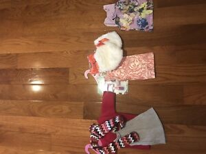 Doll clothes for 18 inch dolls!! 3 outfits with accessories!!