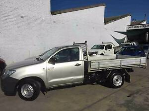 2010 Toyota Hilux Ute Lidcombe Auburn Area Preview