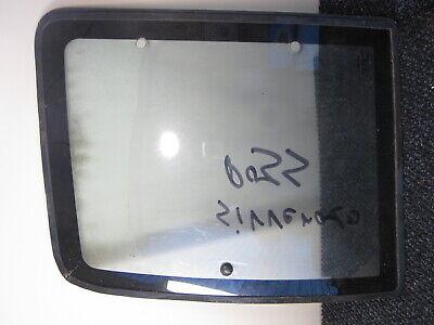 1988-1999 CHEVY GMC 1500 TRUCK PASSENGER REAR QUARTER GLASS WINDOW