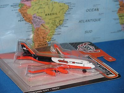 MATCHBOX MBX SKY BUSTERS BOEING 747-400 CARGO COURIERS AIRPLANE ***BRAND NEW***