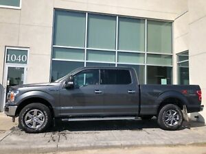 2018 Ford F-150 3.0L Diesel F150 Full Load XTR Long BOX