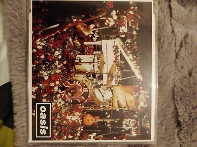 Oasis - Don't Look Back In Anger CD Single - CRESCD (Don T Look Back In Anger Acoustic)