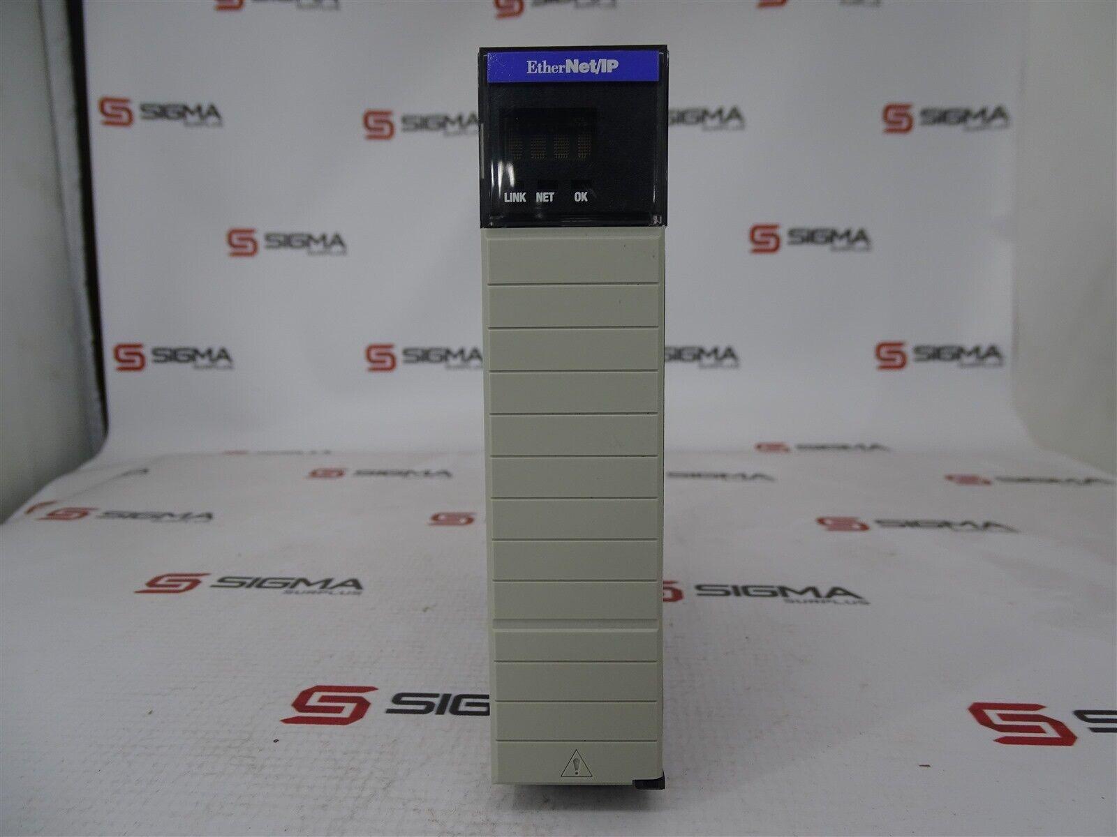Allen-Bradley 1756-ENBT ControlLogix Ethernet/IP Module Ser. A, F/W Rev. 2.3