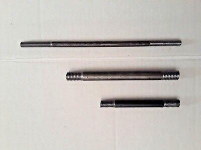 Custom Threaded Rods--14-58 Steel Rods