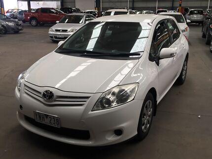 Toyota Corolla  Maribyrnong Maribyrnong Area Preview