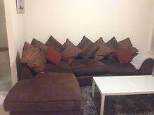 Corner sofa + matching 2 seater! $100!! Brisbane City Brisbane North West Preview