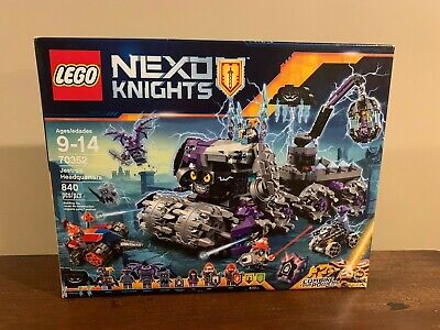 LEGO Nexo Knights Jestro's Headquarters (70352) New In Box Factory Sealed