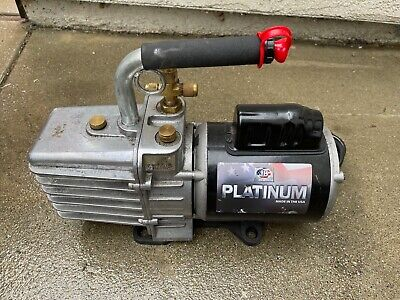 Jb Industries Dv-285n Platinum 10 Cfm Vacuum Pump Hvac