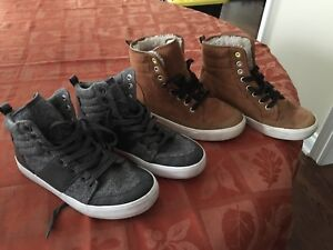Boys Old Navy Shoes Size 4