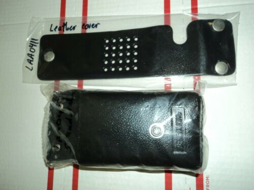 New Bendix KING 2 piece SMALL Leather Holsters LPH EPH GPH DPH LAA0430 & LAA0411