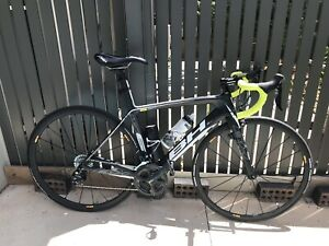 BH G6 pro mens road cycle size 53 (s/m) with mavic wheels