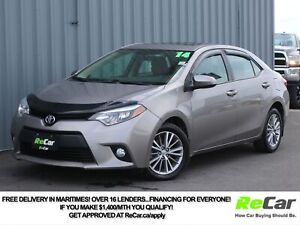 2014 Toyota Corolla LE SUNROOF | ONLY $59/WK TAX INC. $0 DOWN!