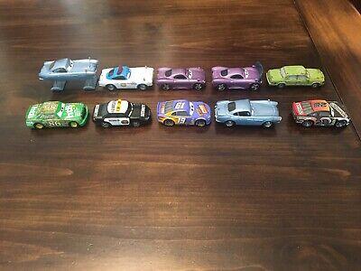 Disney Pixar CARS Movie Die Cast - Lot of 10 Cars