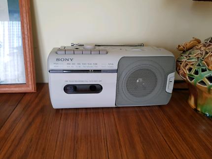 RETRO cassette / radio