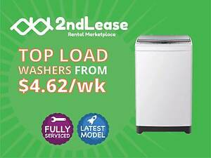 Rent Top Load Washers from $25/Mth (Month-to-month) Brisbane City Brisbane North West Preview