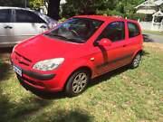 Hyundai Getz on sale North Perth Vincent Area Preview