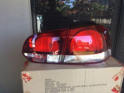 Volkswagen Golf Mk6 GTI tail lights