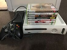 White X-box 360 Merewether Newcastle Area Preview
