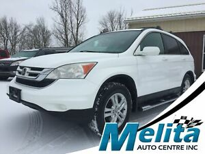 2010 Honda CR-V EX-L, Bluetooth, satellite, leather, heated seat