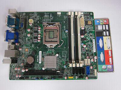 Acer Motherboard Q87D01-6KS3H No CPU