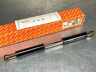 Mitutoyo 200mm Micrometer Standard End Measuring Rod 167-108