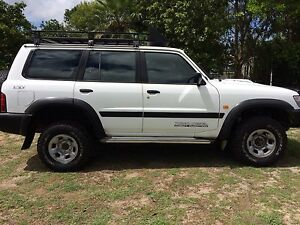 Nissan Patrol ST 3.0 Turbo Diesel 7 Seat Wagon 2000 Bayview Heights Cairns City Preview