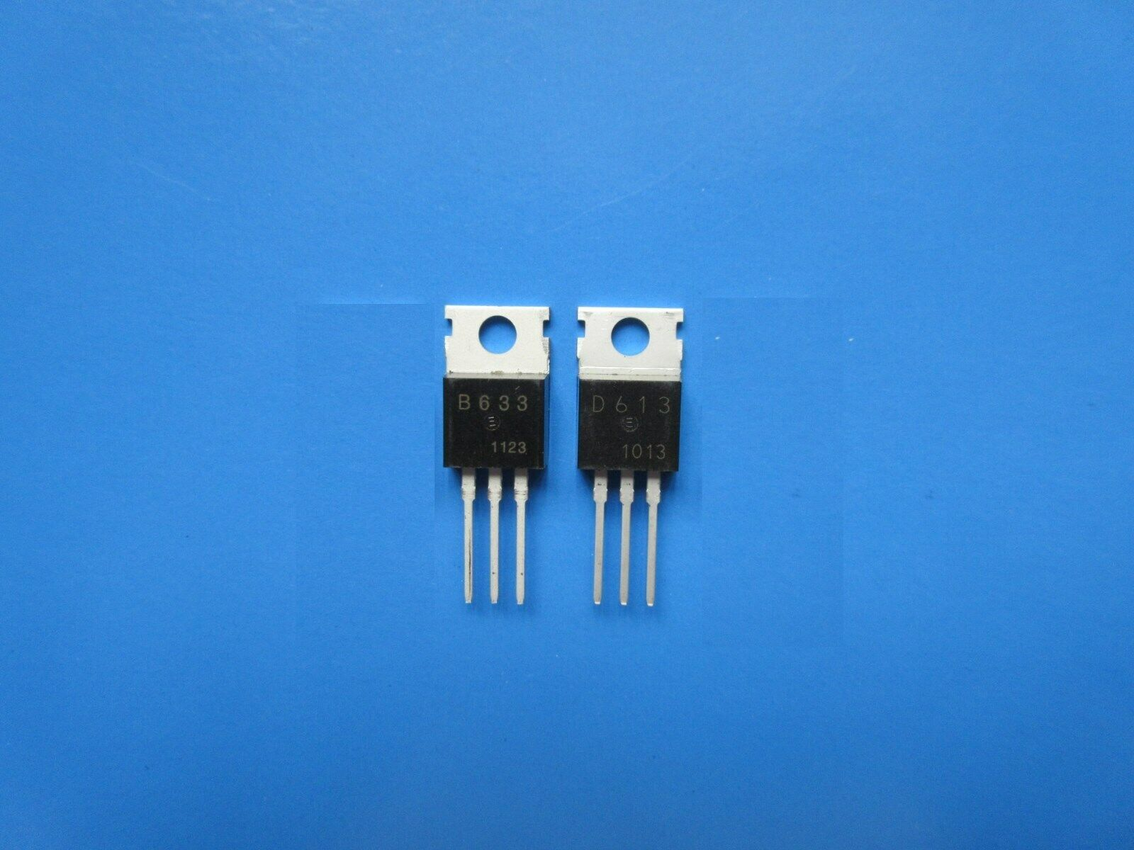 2SB633 Generic Transistor B633