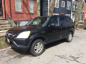 2003 Honda CR-V for parts