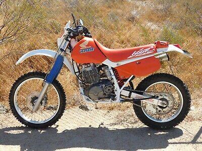 '83 HONDA XL600R XL XR 600 R Vintage MX MotoCross Enduro STREET LEGAL