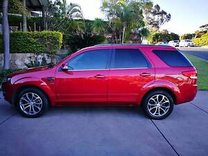 2011 Ford Territory Titanium Ferny Hills Brisbane North West Preview
