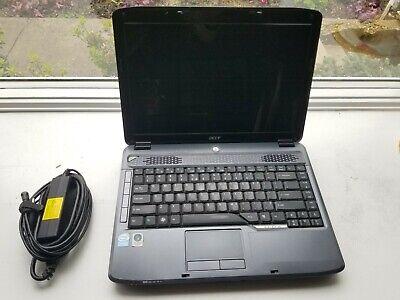 Acer Aspire 4730Z (Pentium Dual Core 2.16GHz 3GB RAM 500GB HDD Windows 7 Pro)