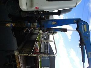 Force ZX 50 4S Knuckle-boom Hydraulic crane Welshpool Canning Area Preview