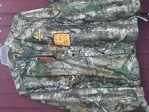 REALTREE HUNTING OUTERWEAR..NEW!