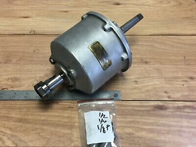 Procunier Tapping Head Number 3 W 2mt Shank Collets