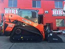 4 - 5 TONNE TRACKED SKID STEER LOADER DRY HIRE  POSI-TRACK LOADER Belmore Canterbury Area Preview