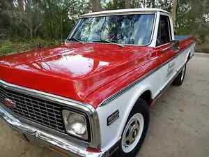 Chevrolet C20 Pickup 1971 Tallebudgera Gold Coast South Preview
