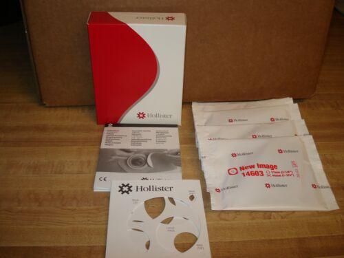 HOLLISTER #14603 NEW IMAGE-FlexTend Skin Barrier / Floating Flange  NEW BOX Of 5