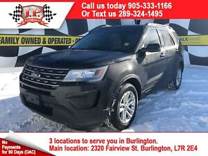 2016 Ford Explorer Automatic, Bluetooth, 4x4