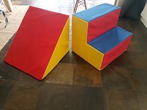 Kids climbing crazy steps and big triangle Nedlands Nedlands Area Preview