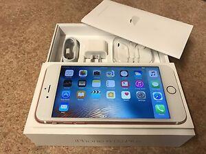 iPhone 6s Plus 128gb Rose Gold Loganholme Logan Area Preview