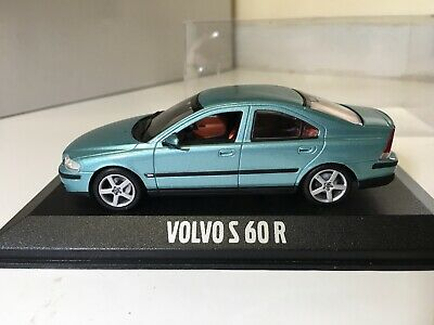 Volvo S 60 R1 43Rd Scale Diecast Model Car By MiniChamps