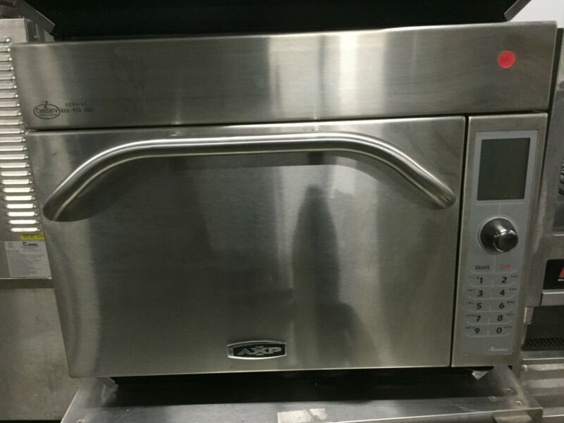 Amana Axp20MK High Speed Commercial Microwave Convection Combination Oven