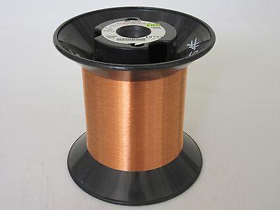 40 Awg  2.95 Lbs.  Elektrisola E180 Heavy Enamel Coated Magnet Wire